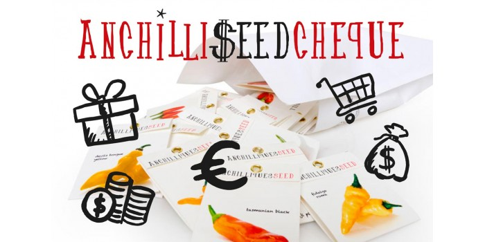 SEED CHEQUES