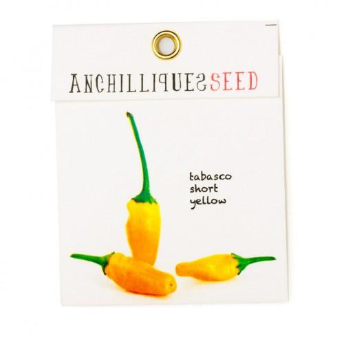 Tabasco short yellow