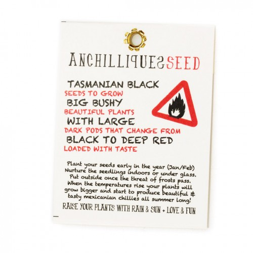 Tasmanian black