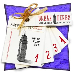 SET 4x URBAN HERBS